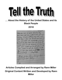Tell The Truth Cover Pic